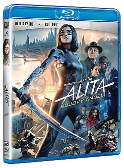 ALITA: BATTLE ANGEL 3D + 2D