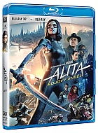 ALITA: BATTLE ANGEL 3D + 2D (Blu-ray 3D + Blu-ray)