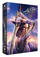 FAC #117 ALITA: BATTLE ANGEL FullSlip XL + Lenticular Magnet 3D + 2D Steelbook™ Limited Collector's Edition - numbered (4K Ultra HD + Blu-ray 3D + Blu-ray)