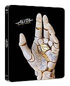 ALITA: BATTLE ANGEL 4K Ultra HD 3D + 2D Steelbook™ Limited Collector's Edition + Gift Steelbook's™ foil (Blu-ray 3D + 2 Blu-ray)
