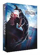 FAC #113 VENOM Lenticular 3D XL FullSlip EDITION #3 4K Ultra HD 3D + 2D Steelbook™ Limited Collector's Edition - numbered (Blu-ray 3D + 3 Blu-ray)