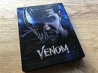 FAC #113 VENOM Lenticular 3D XL FullSlip EDITION #3 4K Ultra HD 3D + 2D Steelbook™ Limited Collector's Edition - numbered