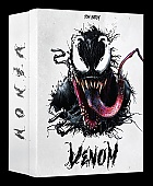 FAC #113 VENOM MANIACS Collector's BOX EDITION #4 (E1 + E2 + E3 + E5B)  WEA Exclusive 4K Ultra HD 3D + 2D Steelbook™ Limited Collector's Edition - numbered (4 Blu-ray 3D + 10 Blu-ray)