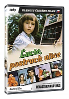 Lucie, postrach ulice Remastered Edition (DVD)