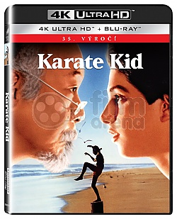 The Karate Kid 4K Ultra HD