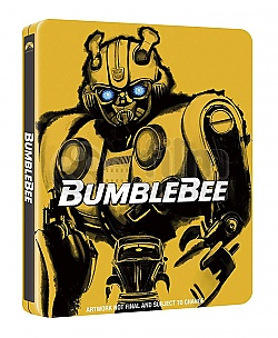Bumblebee Steelbook™ Limited Collector's Edition + Gift Steelbook's™ foil