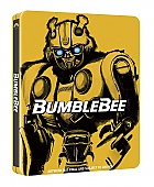Bumblebee Steelbook™ Limited Collector's Edition + Gift Steelbook's™ foil (Blu-ray)