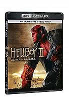 HELLBOY 2: The Golden Army (4K Ultra HD + Blu-ray)