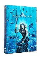 FAC #121 AQUAMAN Lenticular 3D FullSlip EDITION #2 Steelbook™ Limited Collector's Edition - numbered (4K Ultra HD + Blu-ray)