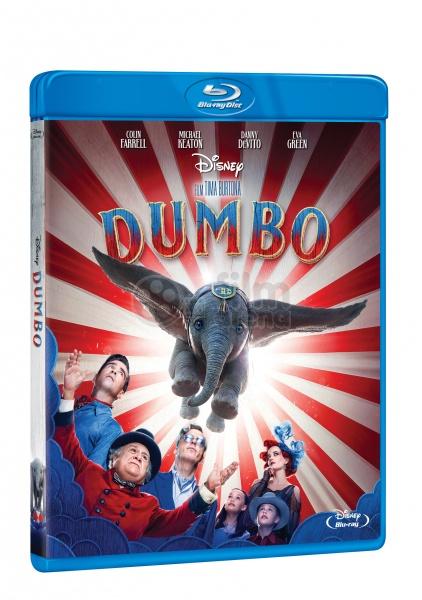Dumbo 2019 Blu Ray