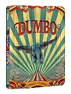 DUMBO (2019) Steelbook™ Limited Collector's Edition + Gift Steelbook's™ foil (Blu-ray)