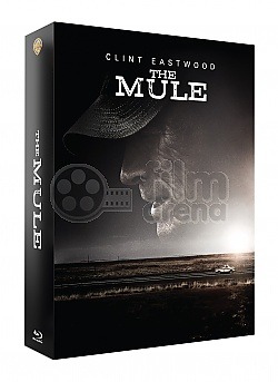 FAC #119 THE MULE Lenticular 3D FullSlip XL Steelbook™ Limited Collector's Edition - numbered