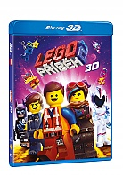 Lego Movie 2 3D + 2D (Blu-ray 3D + Blu-ray)