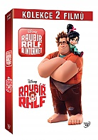 Wreck-it Ralph + Ralph Breaks the Internet Collection (2 DVD)