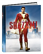 Shazam! 3D + 2D DigiBook Limited Collector's Edition (Blu-ray 3D + Blu-ray)