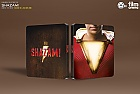 SHAZAM! 3D + 2D Steelbook™ Limited Collector's Edition + Gift Steelbook's™ foil