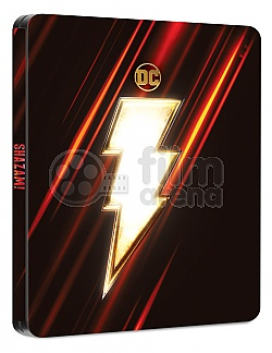 SHAZAM! Steelbook™ Limited Collector's Edition + Gift Steelbook's™ foil