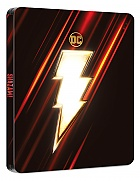 SHAZAM! Steelbook™ Limited Collector's Edition + Gift Steelbook's™ foil (4K Ultra HD + Blu-ray)
