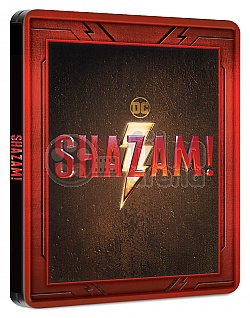 SHAZAM! Steelbook™ Limited Collector's Edition + Gift
