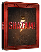 SHAZAM! Steelbook™ Limited Collector's Edition + Gift Steelbook's™ foil (Blu-ray)