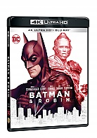 Batman and Robin 4K Ultra HD (2 Blu-ray)