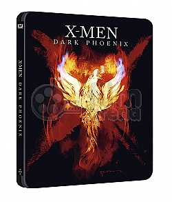 X-MEN: Dark Phoenix Steelbook™ Limited Collector's Edition + Gift Steelbook's™ foil