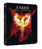X-MEN: Dark Phoenix Steelbook™ Limited Collector's Edition + Gift Steelbook's™ foil (4K Ultra HD + Blu-ray)