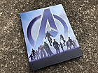 AVENGERS: Endgame (Infinity War - Part II) 3D + 2D Steelbook™ Limited Collector's Edition + Gift Steelbook's™ foil