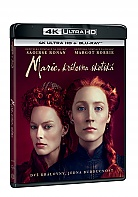 Mary Queen of Scots (2 Blu-ray)