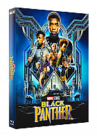 FAC #122 BLACK PANTHER FullSlip + Lenticular Magnet EDITION #1 3D + 2D Steelbook™ Limited Collector's Edition - numbered (Blu-ray 3D + Blu-ray)