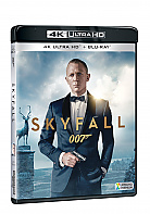 Skyfall (4K Ultra HD + Blu-ray)
