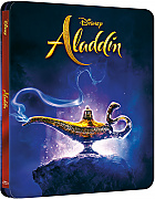 ALADIN (2019) Steelbook™ Limited Collector's Edition + Gift Steelbook's™ foil (Blu-ray)