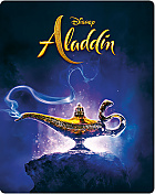 ALADIN (2019) Steelbook™ Limited Collector's Edition + Gift Steelbook's™ foil
