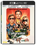 ONCE UPON A TIME IN HOLLYWOOD + EXCLUSIVE GIFT POSTCARDS (4K Ultra HD + Blu-ray)
