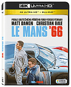 Ford v. Ferrari 4K Ultra HD (2 Blu-ray)