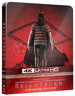 Brightburn 4K Ultra HD Steelbook™ Limited Collector's Edition + Gift Steelbook's™ foil