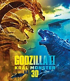 Godzilla: King of the Monsters 3D + 2D