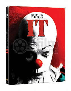 Stephen Kings IT (1990) Steelbook™ Limited Collector's Edition + Gift Steelbook's™ foil