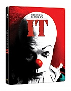 Stephen Kings IT (1990) Steelbook™ Limited Collector's Edition + Gift Steelbook's™ foil (Blu-ray)