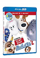 THE SECRET LIFE OF PETS 2 3D + 2D (Blu-ray 3D + Blu-ray)