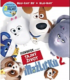 THE SECRET LIFE OF PETS 2 3D + 2D