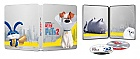 THE SECRET LIFE OF PETS 2 Steelbook™ Limited Collector's Edition + Gift Steelbook's™ foil