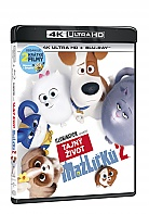 THE SECRET LIFE OF PETS 2 (4K Ultra HD + Blu-ray)