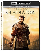 GLADIÁTOR (4K Ultra HD + Blu-ray)