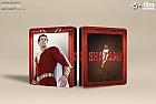 FAC #136 SHAZAM! Lenticular 3D FullSlip EDITION #3 Steelbook™ Limited Collector's Edition - numbered