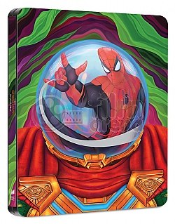 SPIDER-MAN: Far From Home WWA Generic VERSION #1 International 3D + 2D Steelbook™ Limited Collector's Edition + Gift Steelbook's™ foil