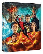 SPIDER-MAN: Far From Home WWA Generic VERSION #2 American 3D + 2D Steelbook™ Limited Collector's Edition (4K Ultra HD + Blu-ray 3D + 2 Blu-ray)