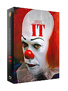 BLACK BARONS #22 Stephen King's IT (1990) LENTICULAR 3D FULLSLIP XL Steelbook™ Limited Collector's Edition - numbered (Blu-ray)