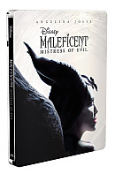 MALEFICENT: Mistress of Evil Steelbook™ Limited Collector's Edition + Gift Steelbook's™ foil (Blu-ray)