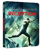 INCEPTION Steelbook™ Limited Collector's Edition + Gift Steelbook's™ foil (4K Ultra HD + 2 Blu-ray)